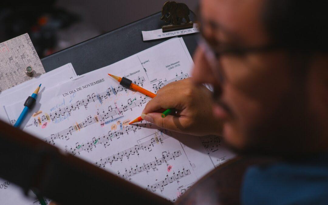 Live: 3 coisas que você pode fazer AGORA para estudar música melhor