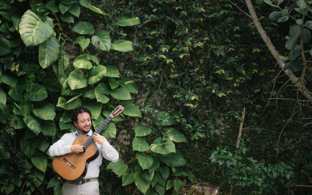 Ária das Bachianas Brasileiras nº 5 | Virtual Duo | Jonas Goes, viola e Alvaro Henrique, violão