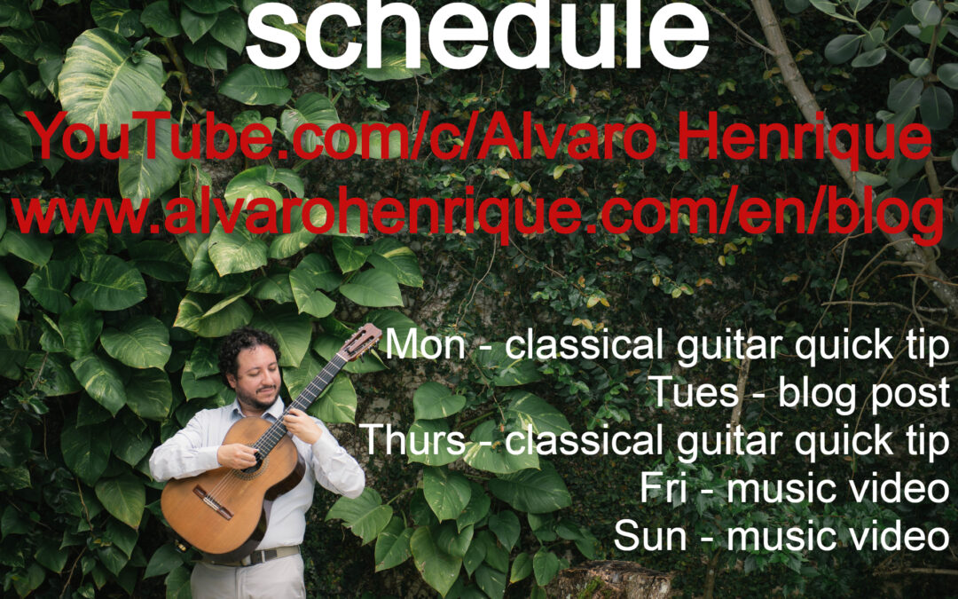 A new routine for guitar and music lovers…