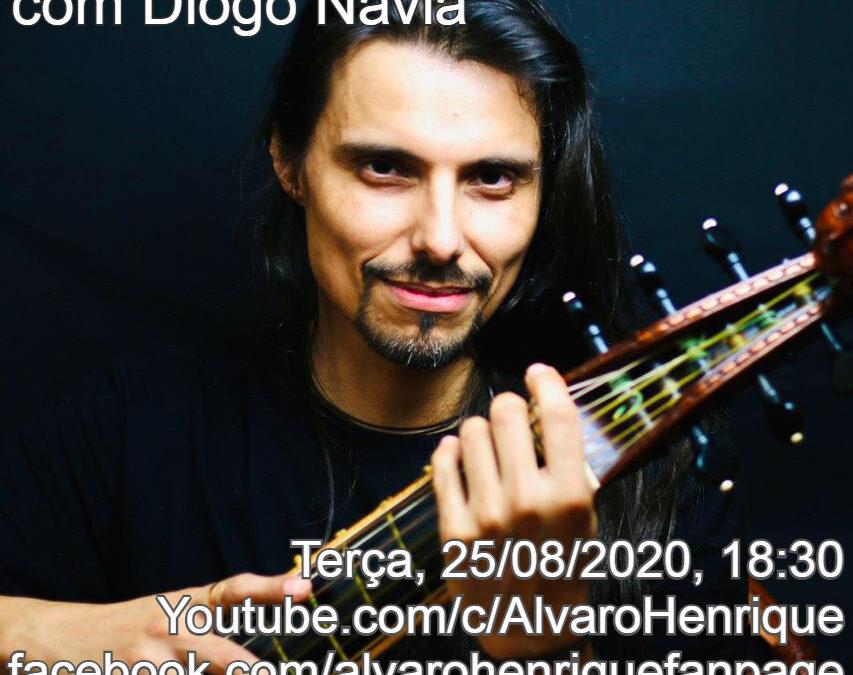 Estudando Música Melhor com Diogo Navia